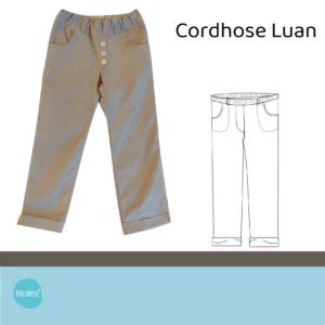 Cordhose Luan Gr. 98-122