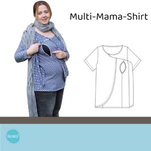 "Stillshirt ""Mama-Multishirt"" Gr. S-XXL"