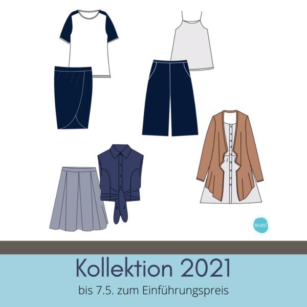 Frühlingskollektion 2021
