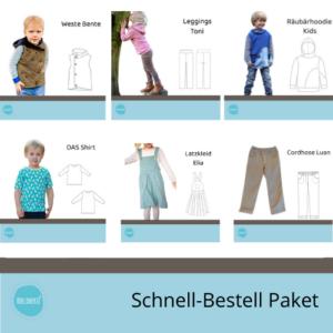 """Schnell-Bestell-Paket """"Kinder"""""""